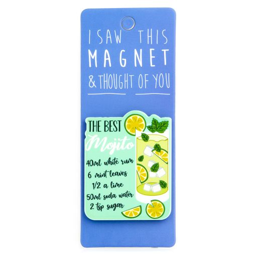 I saw this Magnet and .... - MA052 - Mojito