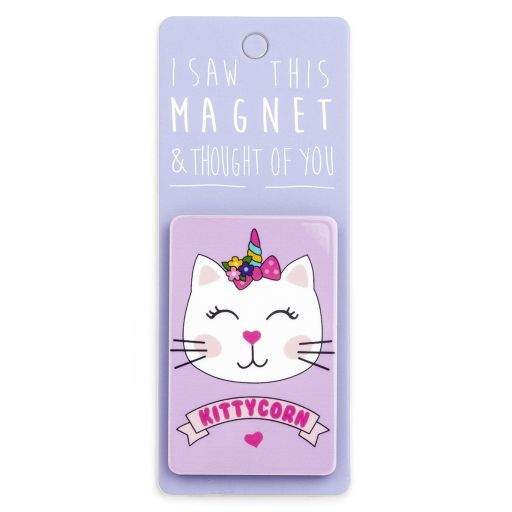 I saw this Magnet and .... - MA111 - Kittycorn