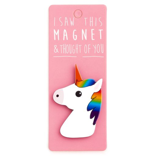 I saw this Magnet and .... - MA118 - Unicorn 2