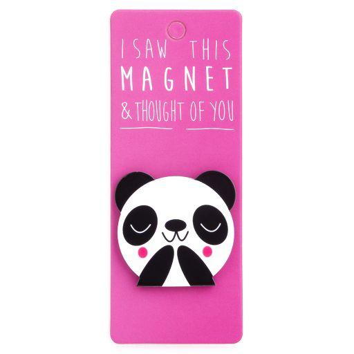 I saw this Magnet and .... - MA125 - Panda Cute