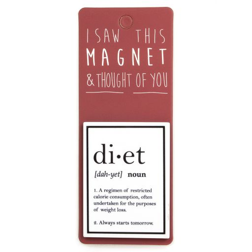 I saw this Magnet and .... - MA147 - Di.et