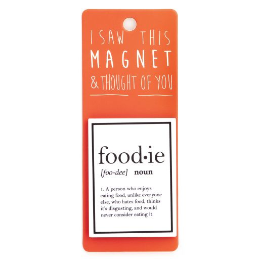 I saw this Magnet and .... - MA148 - Food.ie