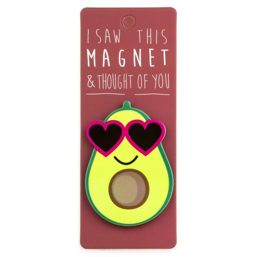 I saw this Magnet and .... - MA167 - Avocado