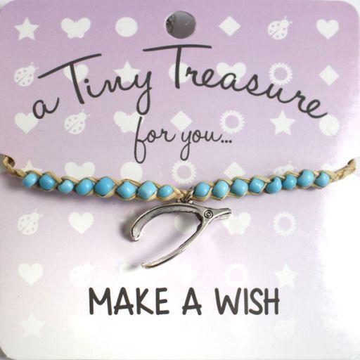 Tiny Treasure armband - Make a wish