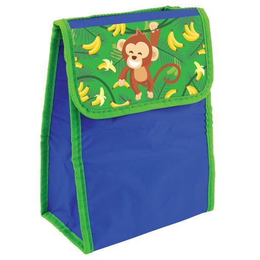 Cool Lunch Bags - koeltasje - Monkey (aap)