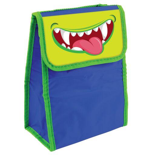 Cool Lunch Bags - koeltasje - Monster met glimlach