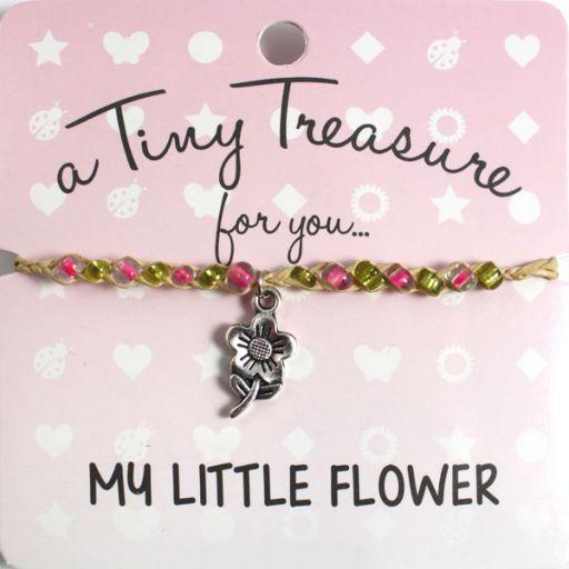 Tiny Treasure armband - My Little Flower