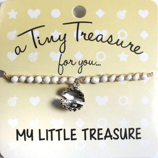 Tiny Treasure armband - My Little Treasure