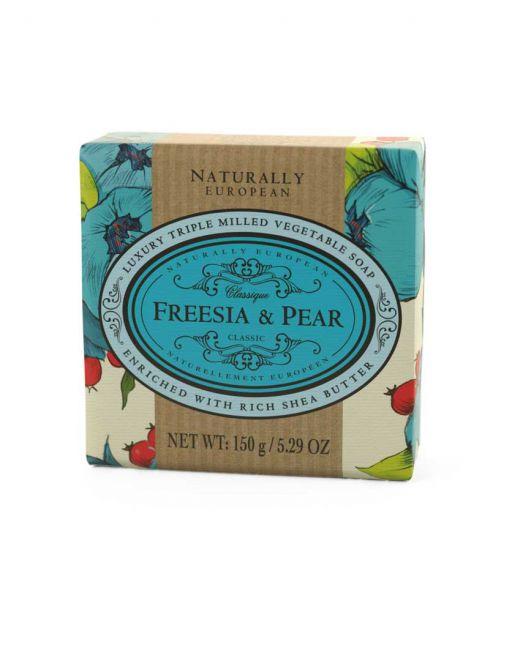 NE Soap Bar - Freesia & Pear (