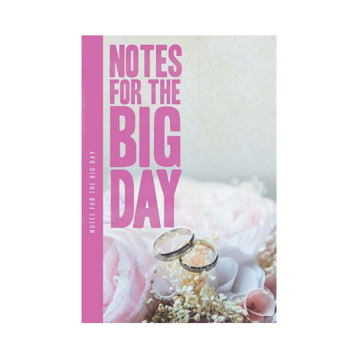 Notebook XL - Big day!