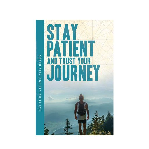 Notebook XL - Stay patient