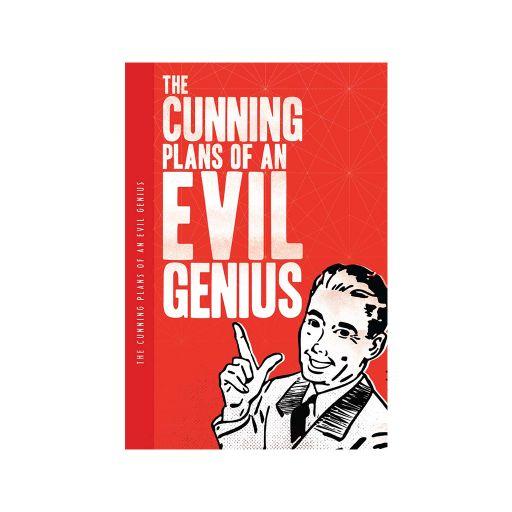 Notebook XL - The cunning plans....