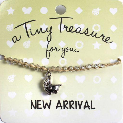 Tiny Treasure armband - New arrival