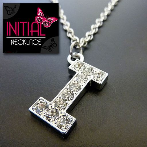 Ketting - Initial Jewellery - Letter I