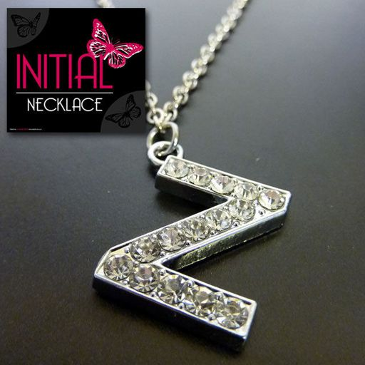 Ketting - Initial Jewellery - Letter Z