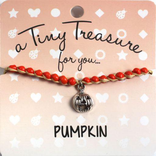 Tiny Treasure armband - Pumpkin