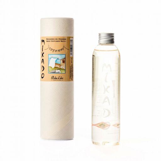Boles d'olor Woodies navulling geurolie geurstokjes - Cotonet - Katoen