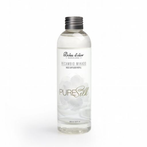 Boles d'olor - Mikado - navulling geurolie - Pure Silk