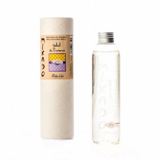 Boles d'olor Woodies navulling geurolie geurstokjes - Soleil de Provence - Lavendelveld