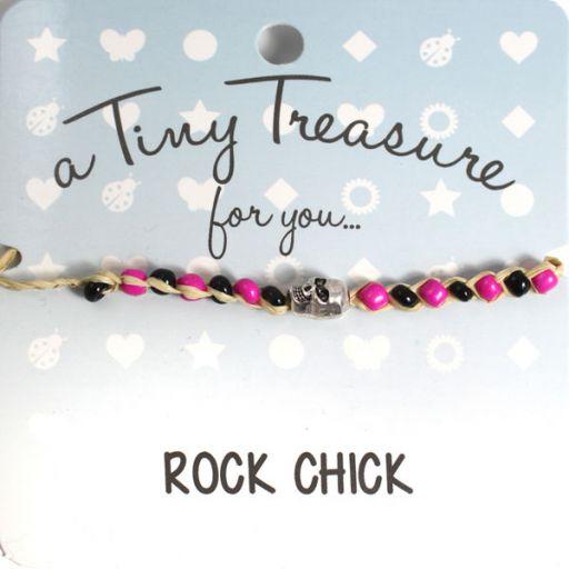 Tiny Trease armband - Rock Chick