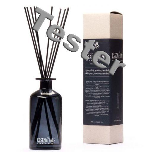 TESTER Boles d'olor Essencials Geurstokjes 300 ml - Rosa Salvaje, Geranio y Pachuli - Wilde roos, Geranium en Patchouli