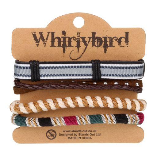 Whirlybird S104 - armbandenset