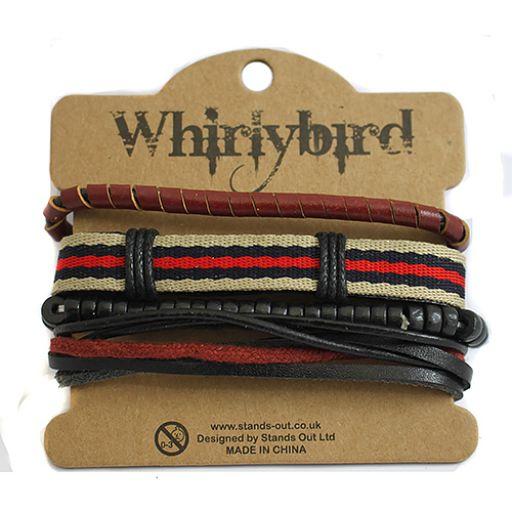 WhirlyBird armband