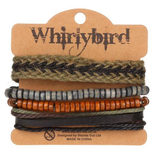 Whirlybird S117 armbandenset