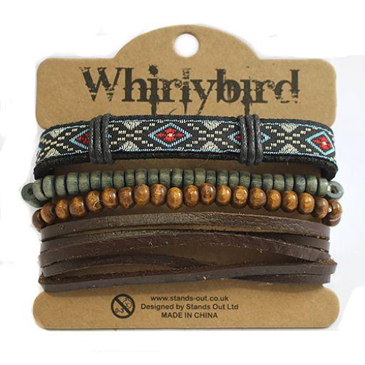 Whirlybird S124 armbandenset