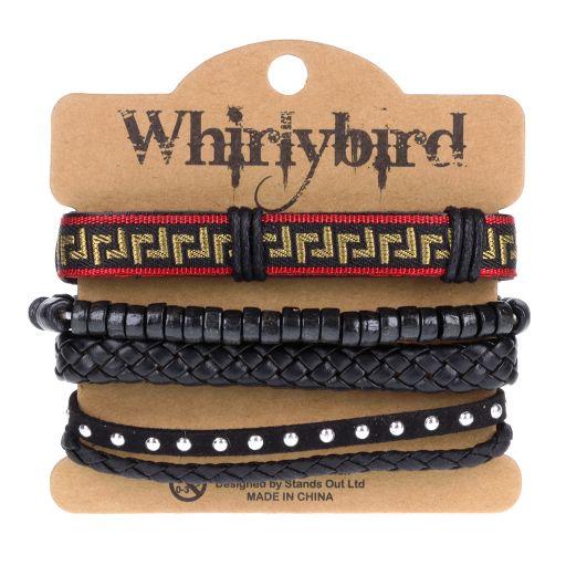 Whirlybird S127 armbandenset
