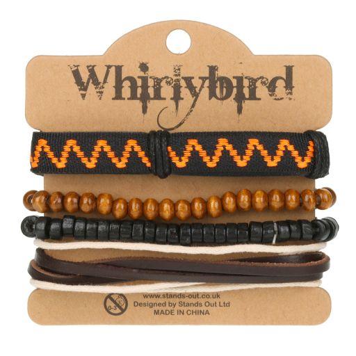 Whirlybird Stacker - S16 - armbandenset