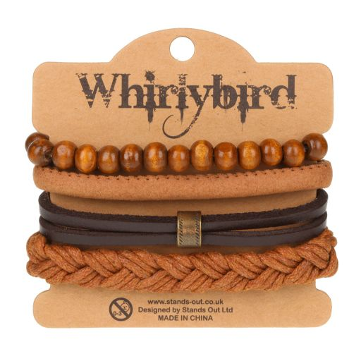Whirlybird S63 - armbandenset