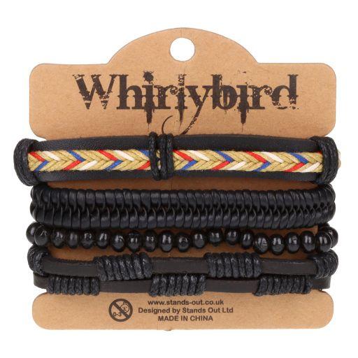 Whirlybird S72 - armbandenset