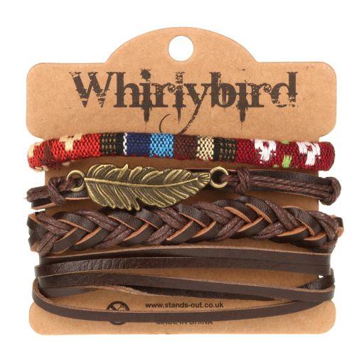 Whirlybird S86 - armbandenset