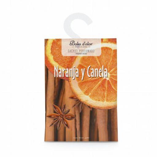 Boles d'olor Geursachet - Naranja y Canela (Sinaasappel en Kaneel)