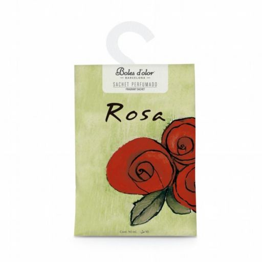 Boles d'olor Geursachet - Rosa (Rode Roos)