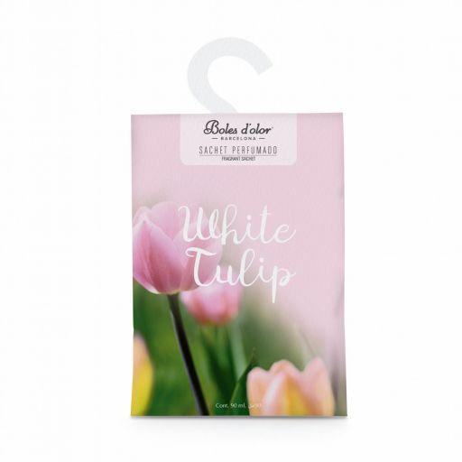 Boles d'olor Geursachet - White Tulp (Witte Tulp)
