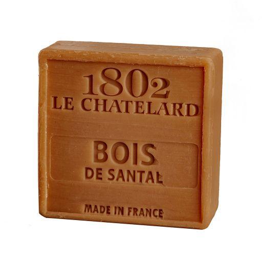 Le Chatelard 1802 - Zeep - Sandelwood
