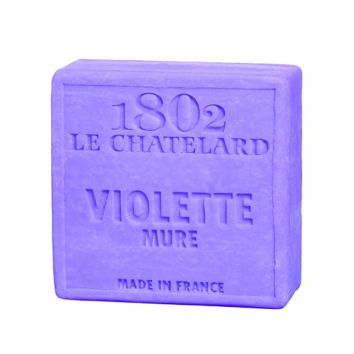 Le Chatelard 1802 - Zeep - Violet-Blackberry