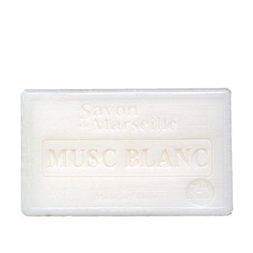 Le Chatelard 1802 - SAVR100-125- Zeep - 100 gram - White Musk