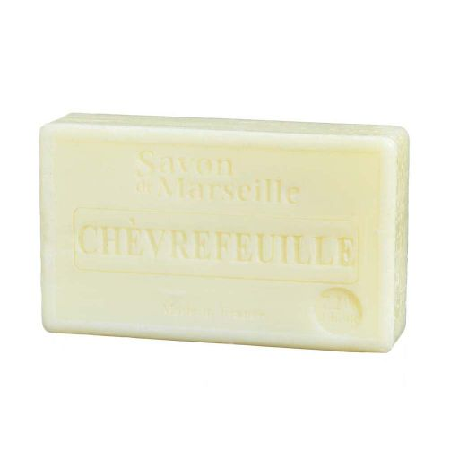 Le Chatelard 1802 - SAVR100-008 - Zeep - 100 gram - Chevrefeuille (kamperfoelie)