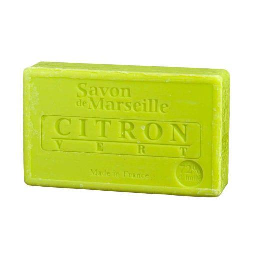 Le Chatelard 1802 - SAVR100-077 - Zeep - 100 gram - Citron Vert 100 gram