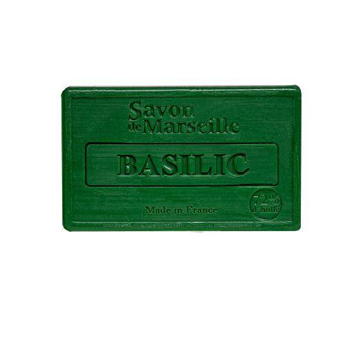 Le Chatelard 1802 - SAVR100-203 Zeep - 100 gram - Basil