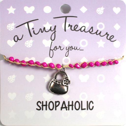 Tiny Trease armband - Shopaholic
