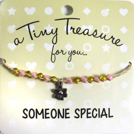Tiny Treasure armband - Someone Special