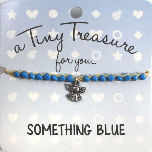 Tiny Treasure armband - Something Blue