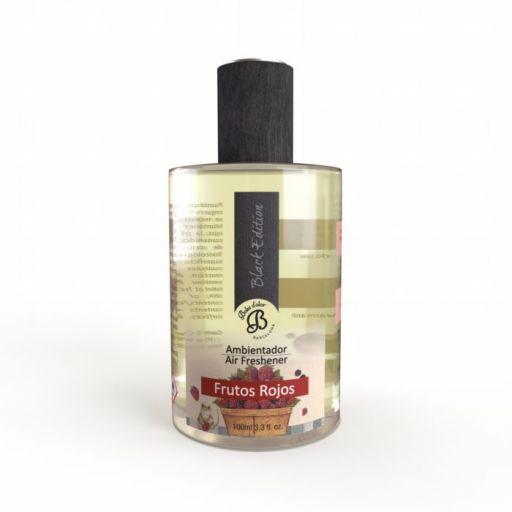 Boles d'olor - Spray Black Edition - 100 ml - Frutos Rojos (Rode Vruchten)