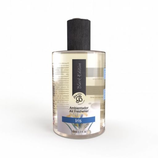 Boles d'olor - Spray Black Edition - 100 ml - Flor de Vanilla (Vanille)