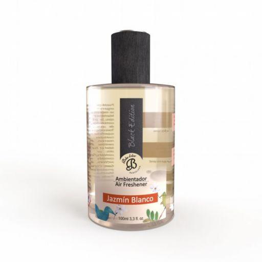 Boles d'olor - Spray Black Edition - 100 ml - Jazmin Blanco (Witte Jasmijn)