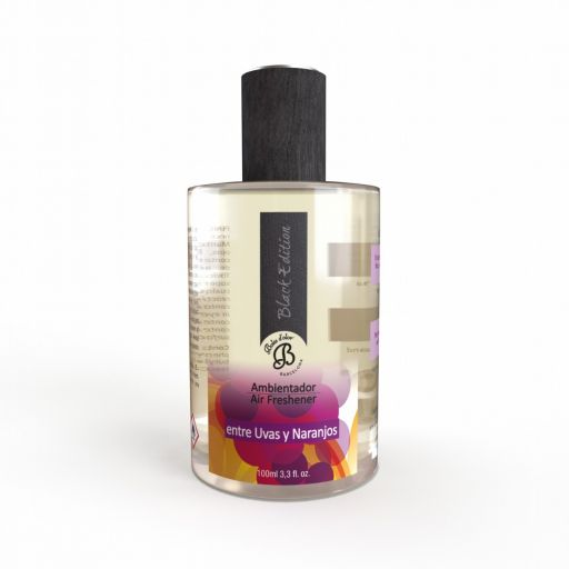Boles d'olor - Spray Black Edition - 100 ml - Etre Uvas Y Naranjos - (Druiven-Oranjebloesem)